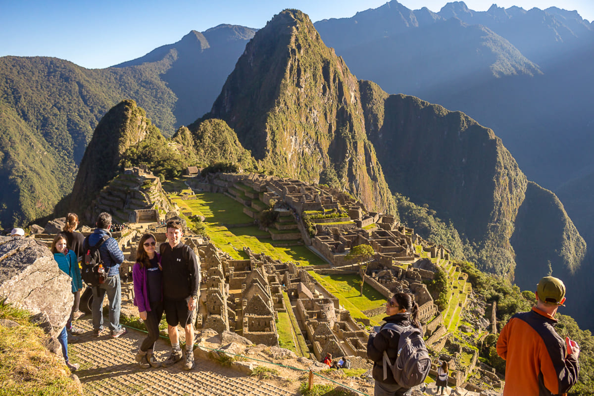 Machu Picchu and Sacred Valley